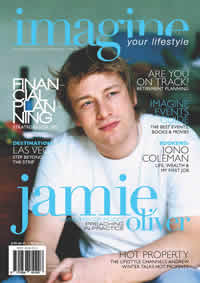 Jamie Oliver - Click to read article